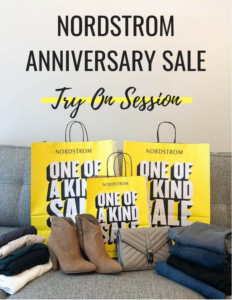 NORDSTROM ANNIVERSARY SALE Try On Session | Houston Fashion Blogger Lady in Violet