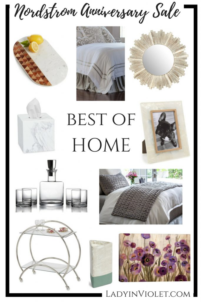 Nordstrom Anniversary Sale Best Home Products | Houston Fashion Blogger Lady in Violet
