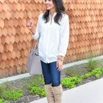 NSALE Inspired: Casual Fall Outfit
