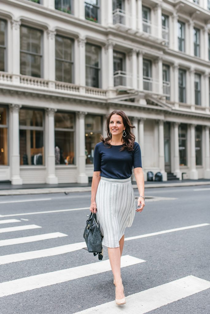 office style | new york city street style | Houston fashion blogger Lady in Violet