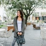 Shades of Gray Cardigan