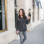 Fall Trends: Metallic Heels + NORDSTROM GIVEAWAY