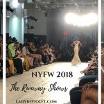 NYFW 2018: The Runway Shows