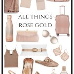 Currently Coveting: All Things Rose Gold