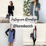 Instagram Roundup: Fall and Winter Outfit Ideas