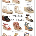 Currently Coveting: Wedge Sandals