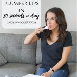 Naturally Plumper Lips in 30 Seconds a Day