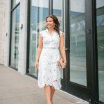 Spring White Dresses under $100