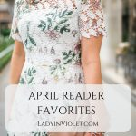 April Reader Favorites
