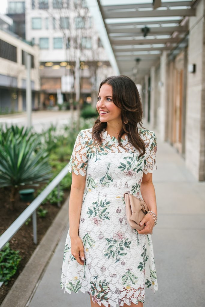 affordable spring dresses | easter outfit | Houston Fashion Blogger Lady in Violet