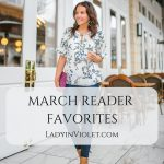 March Reader Favorites