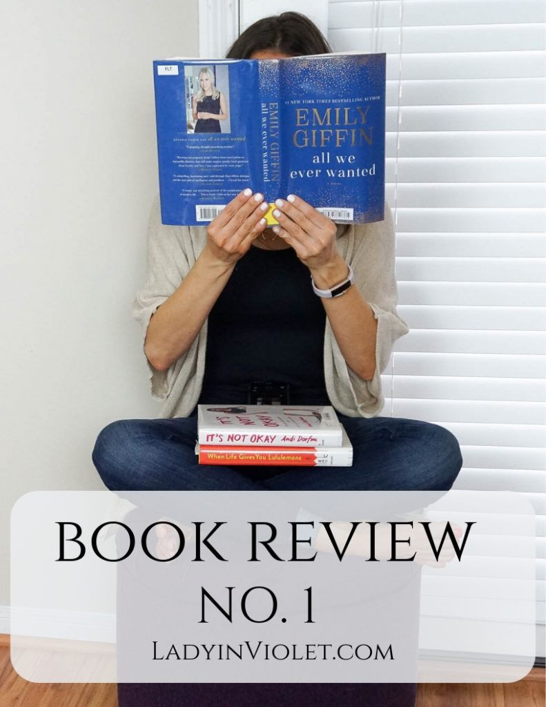 spring book recommendations | book reviews | Houston Blogger Lady in Violet