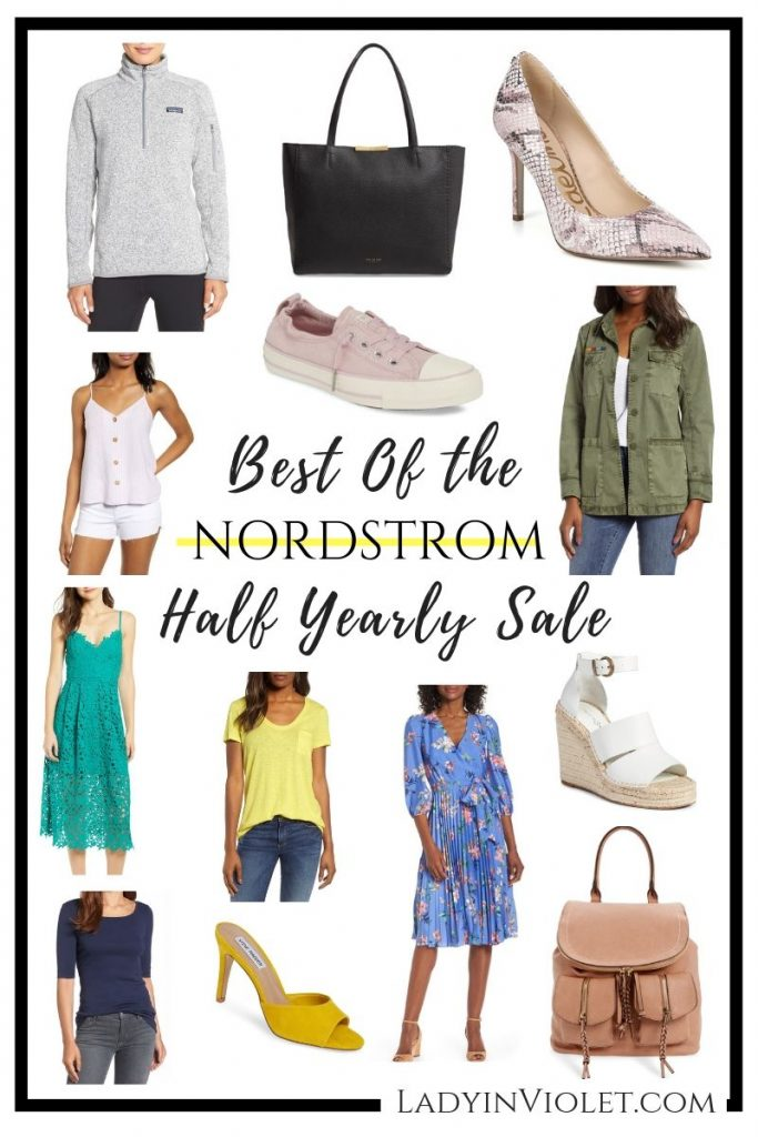 Best of the Nordstrom Half Yearly Sale | Nordstrom Sale Picks | Houston Fashion Blogger Lady in Violet