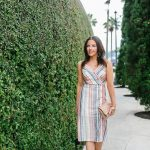 Striped Midi Dress for All of Your Summer Events