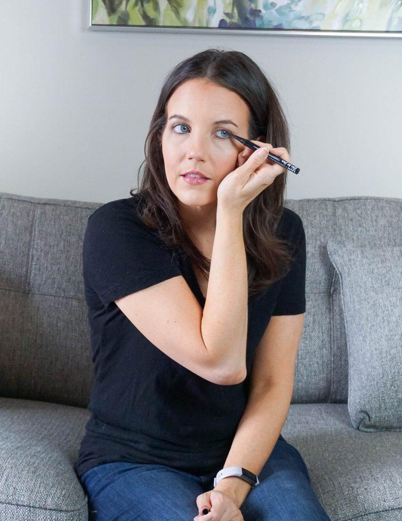 best drugstore liquid eyeliner pen   Texas Beauty Blogger Lady in Violet