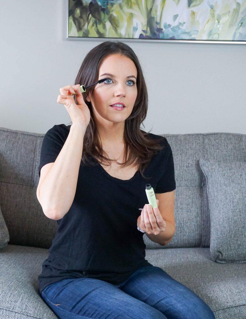 drugstore eye makeup tutorial   Houston Beauty Blogger Lady in Violet