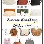 Summer Handbags under $100