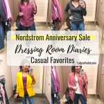 Nordstrom Anniversary Sale: Dressing Room Diaries pt. 1