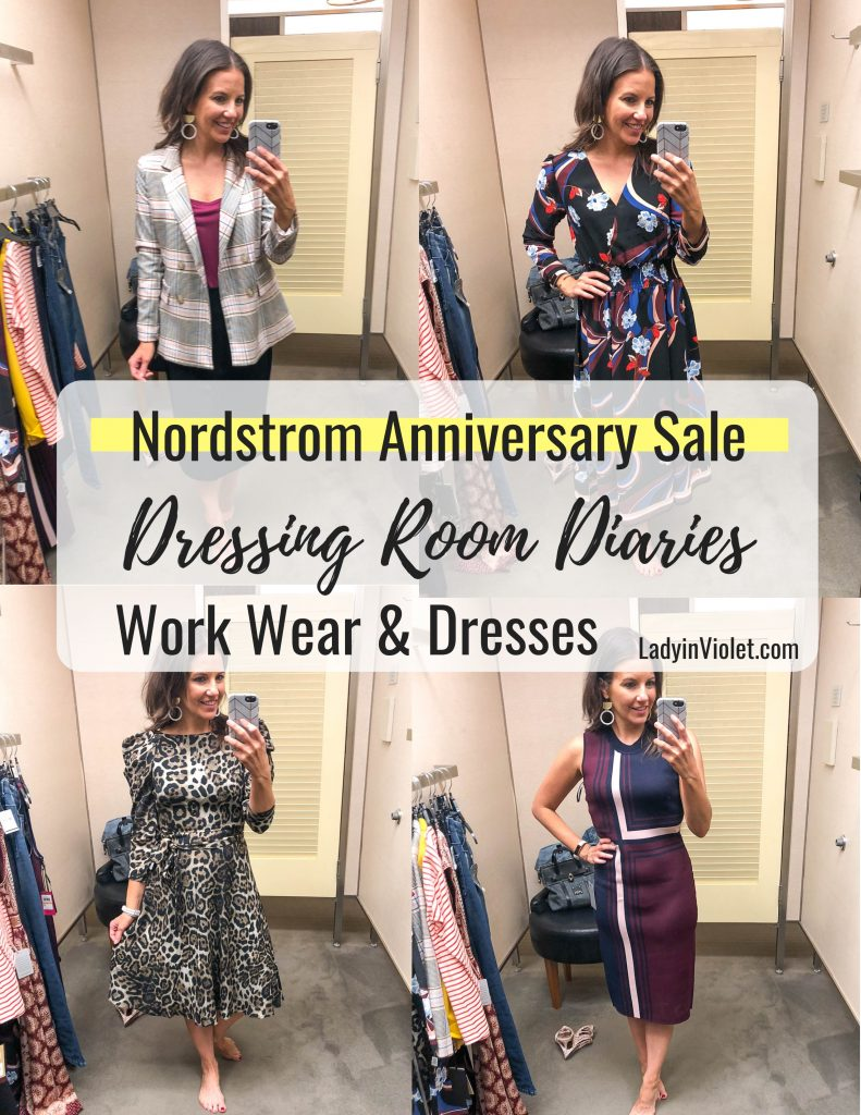 Nordstrom Anniversary Sale work dresses | Houston Fashion Blogger Lady in Violet