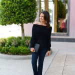 Flared Bootcut Jeans for Petites