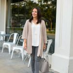 Cozy Blush Pink Cardigan