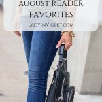 August Reader Favorites