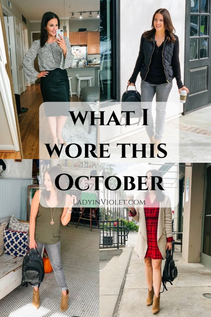 fall outfits | workwear | casual weekend style | Affordable Fashion Blog Lady in Violet