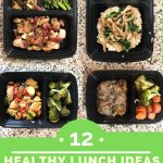 12 Healthy Lunch Ideas for Quick and Easy Meal Prep