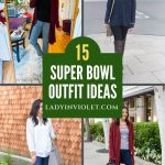 15 Super Bowl Party Outfit Ideas