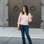 Light Pink Cashmere Sweater