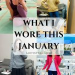 What I Wore in January + Reader Favorites