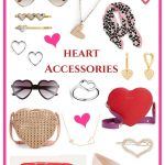 Heart Accessories & Clothing for Valentine's Day