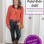 How to Build the Perfect Rodeo Outfit