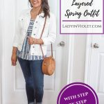 How to Create a Layered Spring Outfit