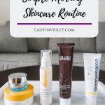 Simple Morning Skincare Routine