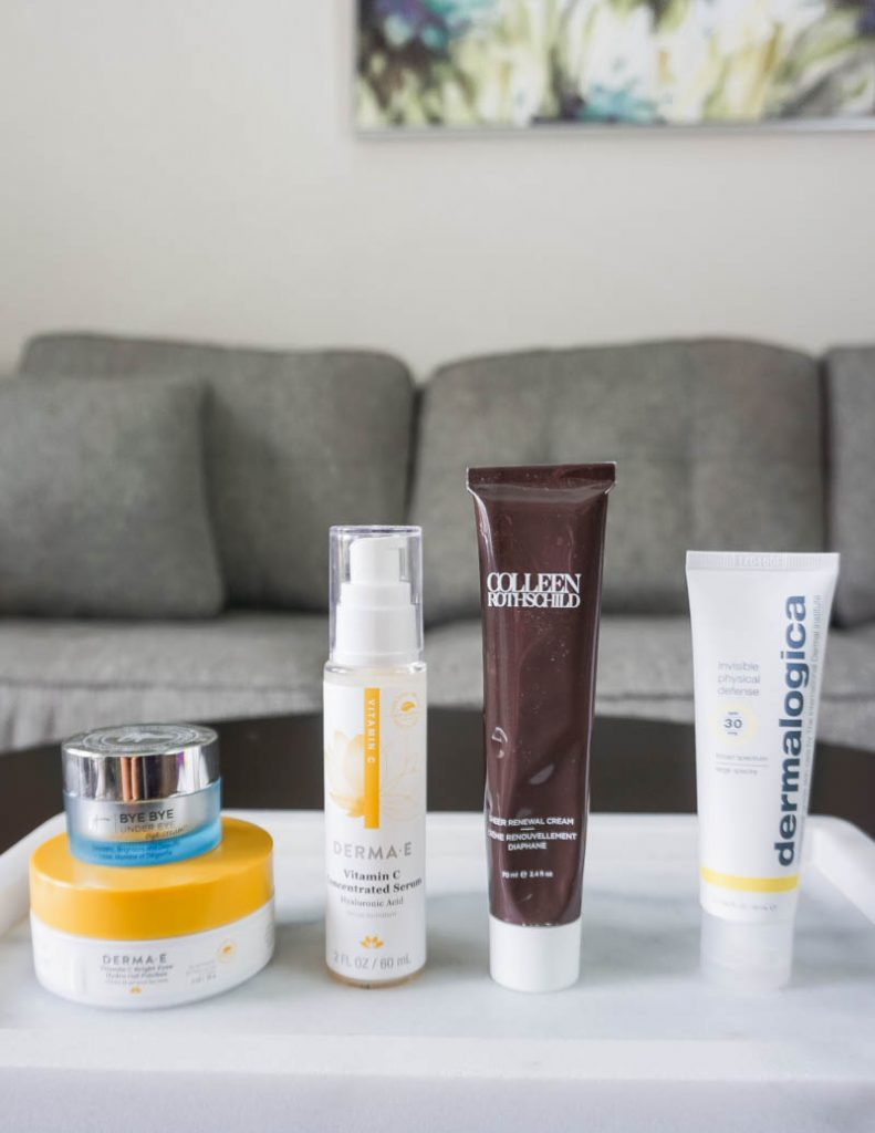skincare routine for anti aging in your 30s   Houston Beauty Blog Lady in Violet
