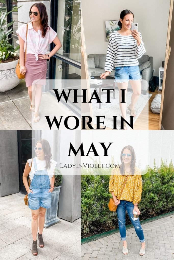 summer outfits | outfit ideas for spring | Affordable Fashion Blog Lady in Violet