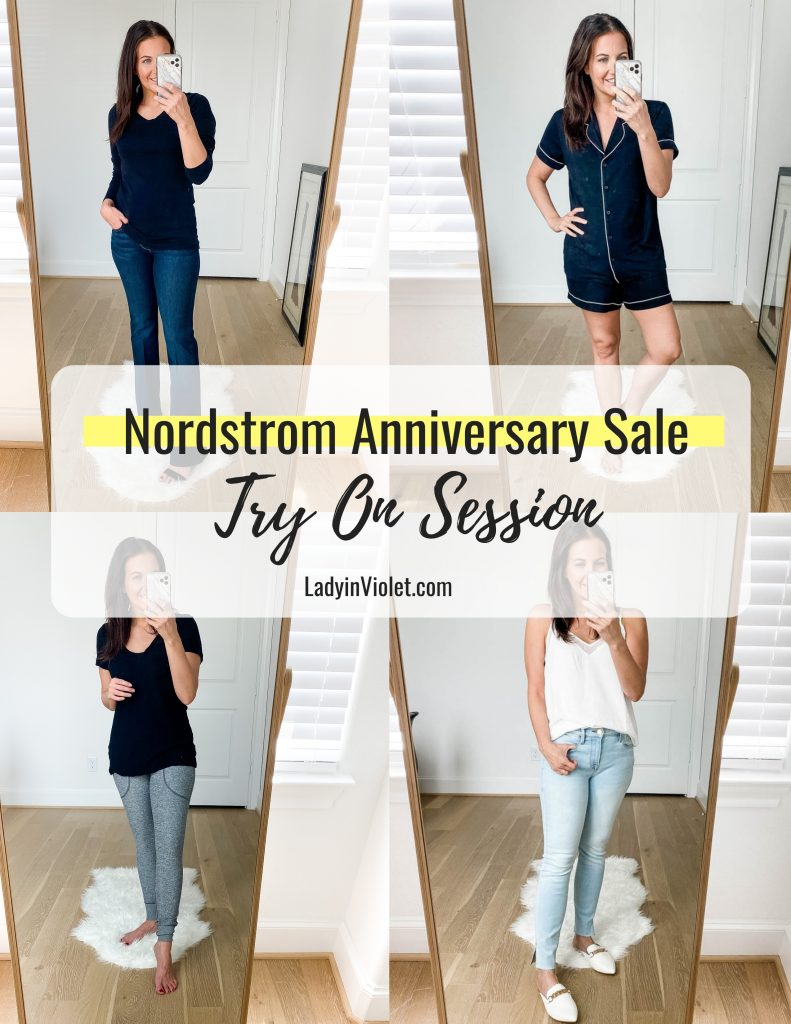 Nordstrom Anniversary Sale try on session | nsale picks | Top US Fashion Blog Lady in Violet