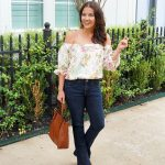 How to Transition Summer Floral Tops to Fall