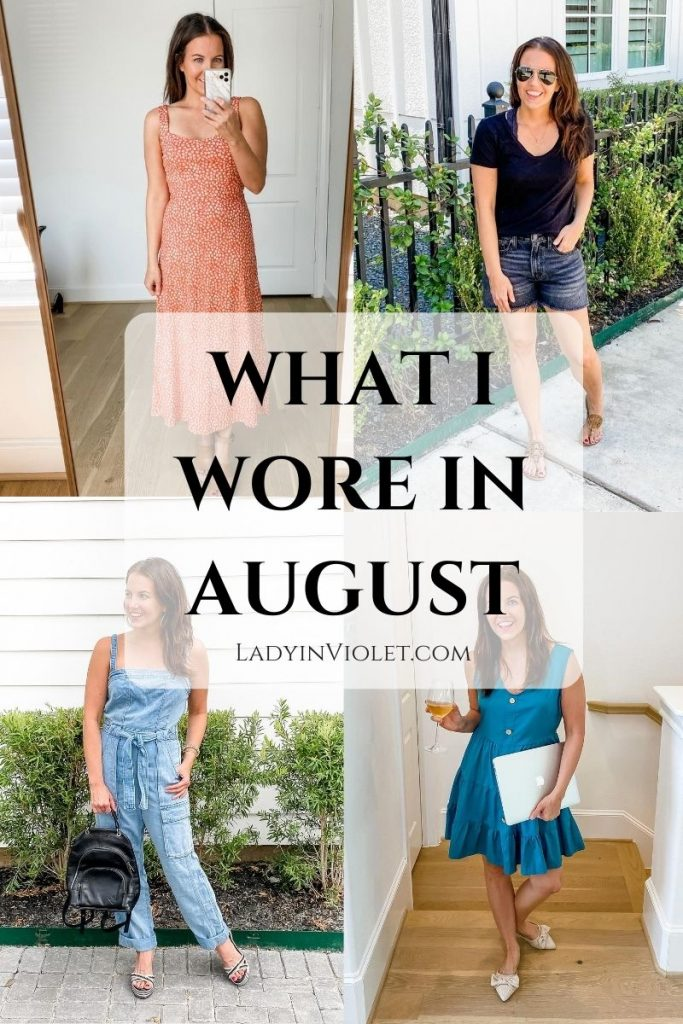 summer outfits | casual fashion | hot weather outfit ideas | Houston Fashion Blog Lady in Violet