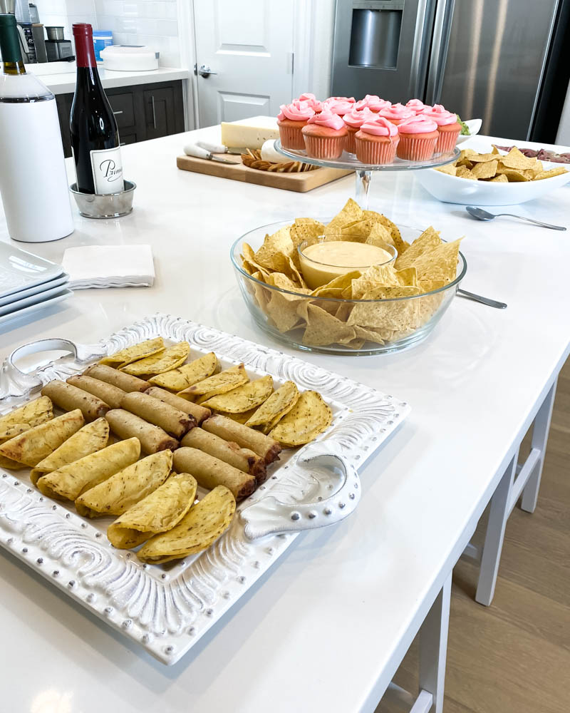 best tips for hosting a small party at home   easy finger foods for a holiday gathering   party food ideas   Houston LIfestyle Blog Lady in Violet