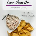 Easy Sausage and Cream Cheese Dip