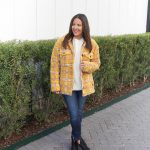 Yellow Plaid Shacket