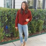 Transitioning Cropped Sweaters to Spring
