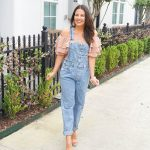 How to Wear Overalls in Spring