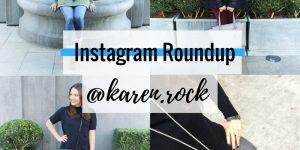 Instagram Roundup & Link Up