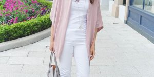 Simple White & Blush Pink Basics